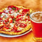 Tuesday Pizza & Pint Night